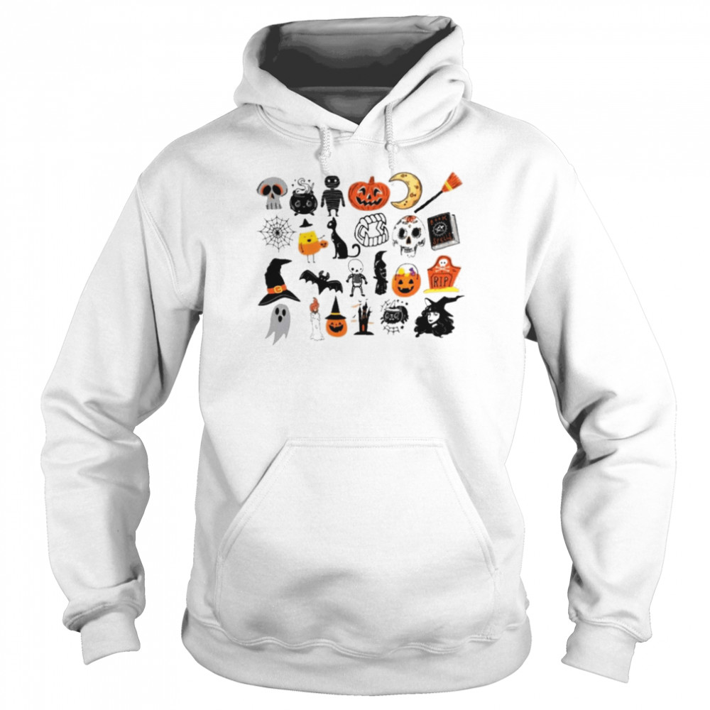 Its the little things halloween shirt Unisex Hoodie