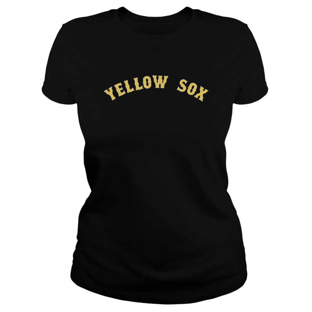 Boston Yellow Sox shirt Classic Women's T-shirt