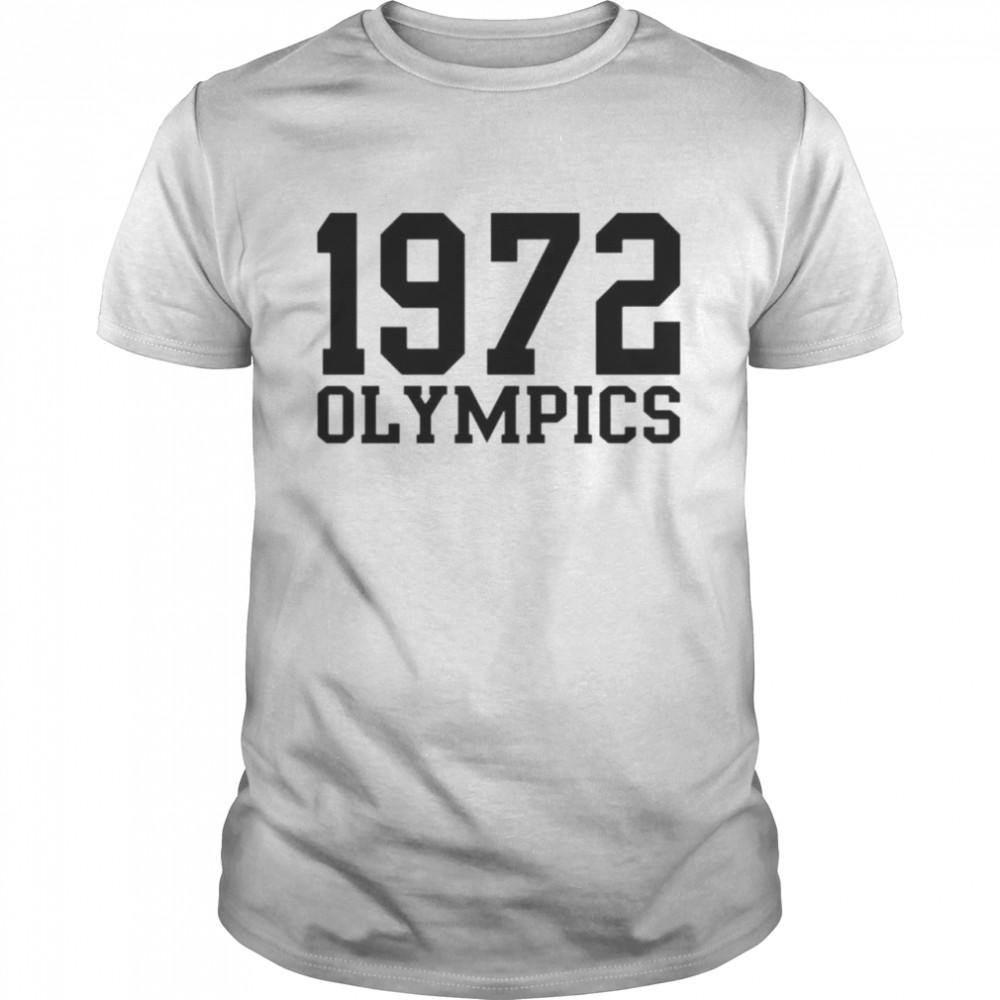 1972 Olympics shirt