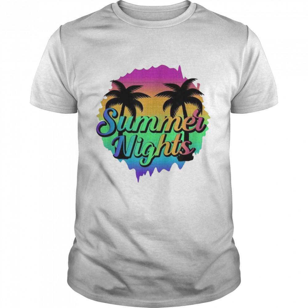 Summer Nights Shirt
