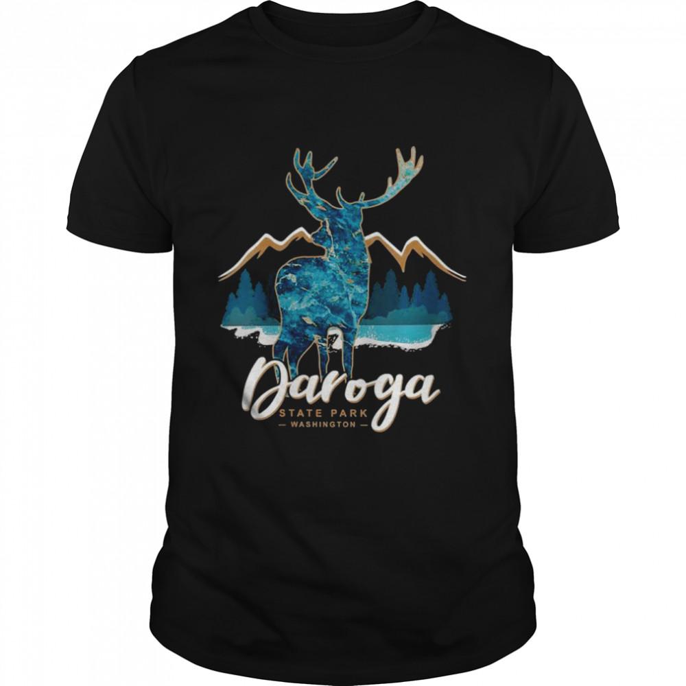 Daroga State Park Washington Vacation Souvenir Shirt