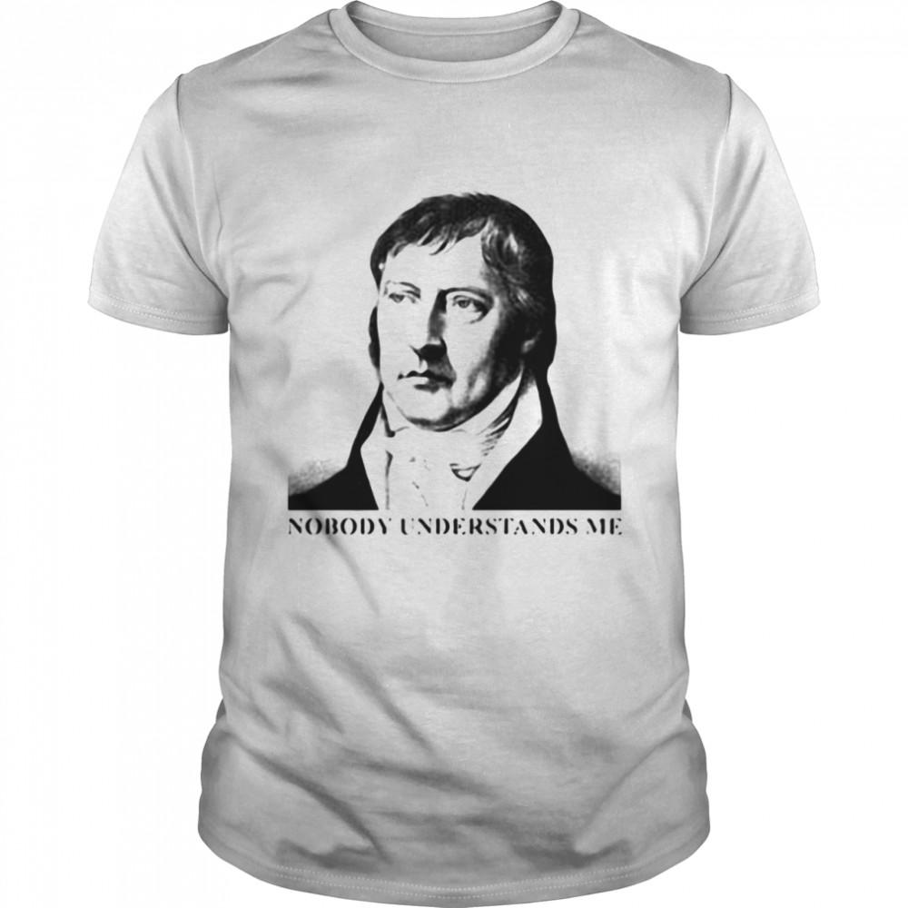 Nobody Understands Me T-shirt