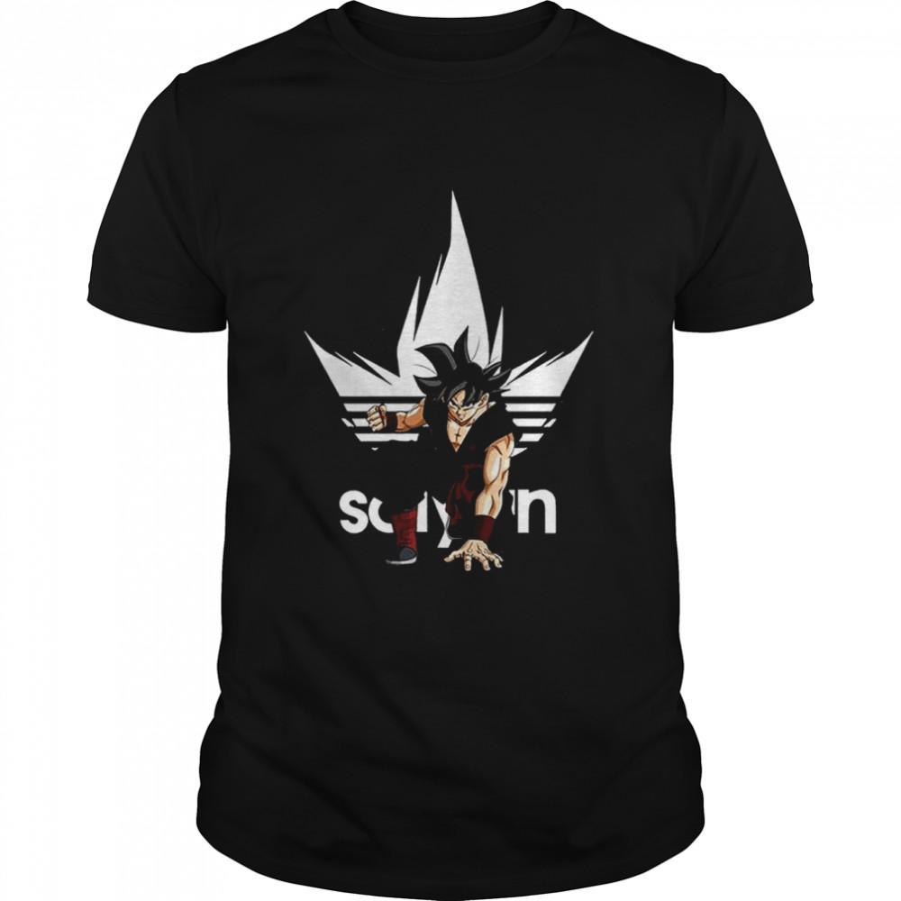 Trending Songoku shirt