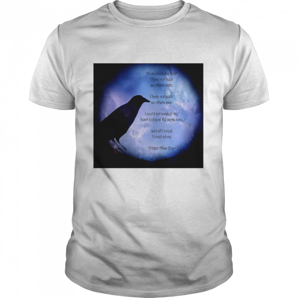 Poe I Loved Alone 2 Classic T-shirt