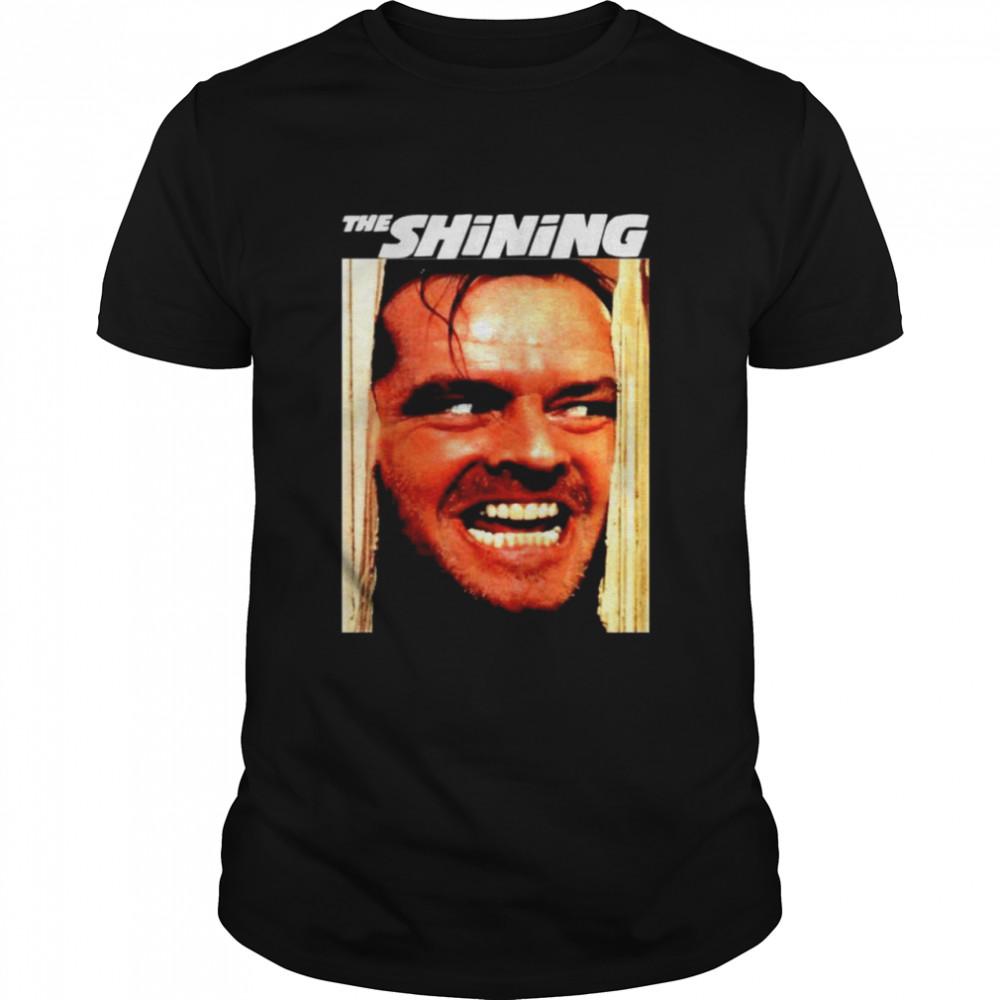 Jack Nicholson The Shining shirt