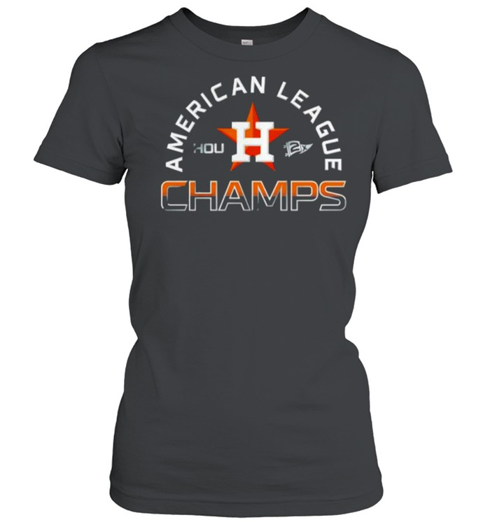 houston Astros World Series American League Champions 2021 shirt Classic Women's T-shirt