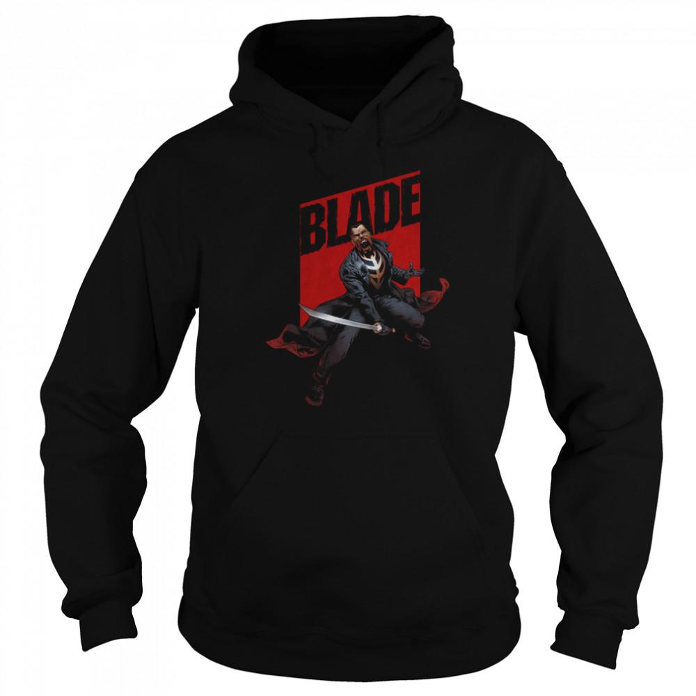 Blade T- Unisex Hoodie