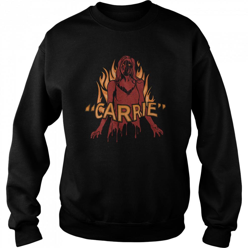 Carrie T- Unisex Sweatshirt