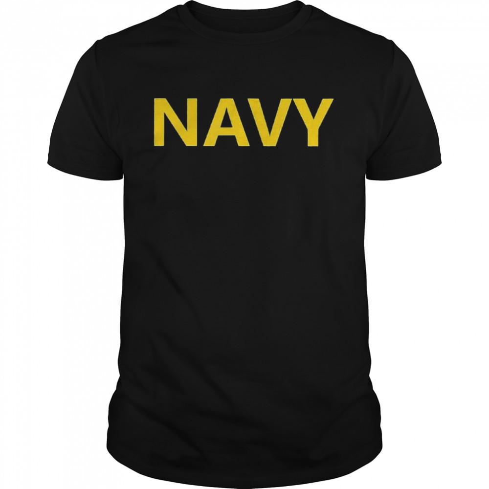 Navy Sailors shirt