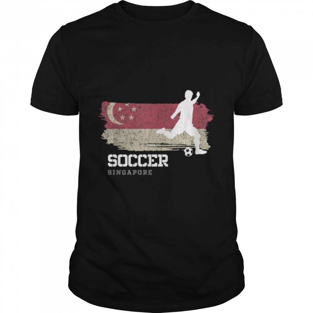 Soccer Sierra Leone Flag Football Team Soccer Player T-Shirt B09K11GZ68
