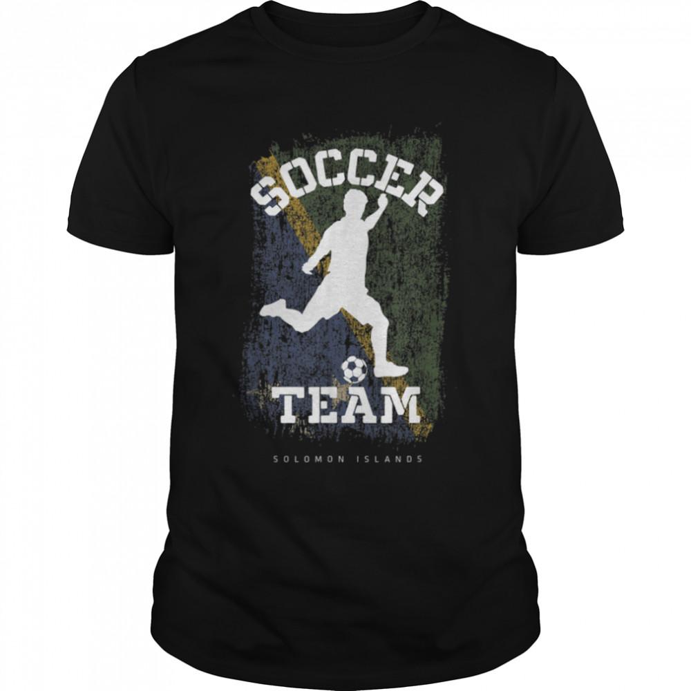 Soccer Slovenia Flag Football Team Soccer Player T-Shirt B09JPFJW19