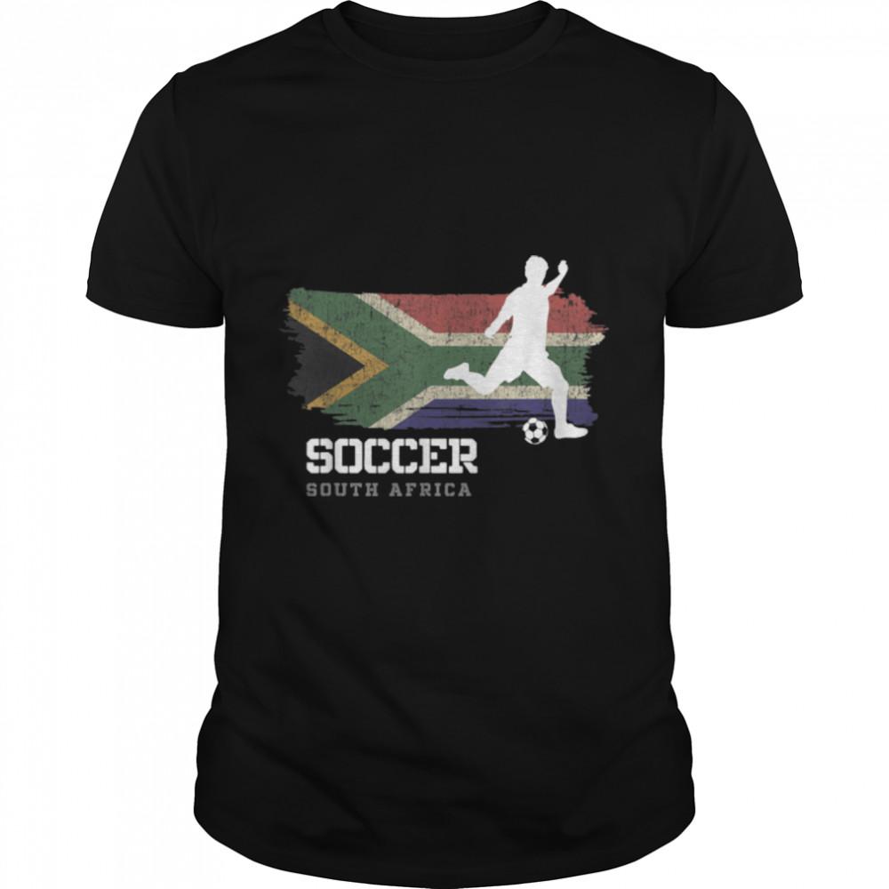 Soccer Somalia Flag Football Team Soccer Player T-Shirt B09JZZTMM3