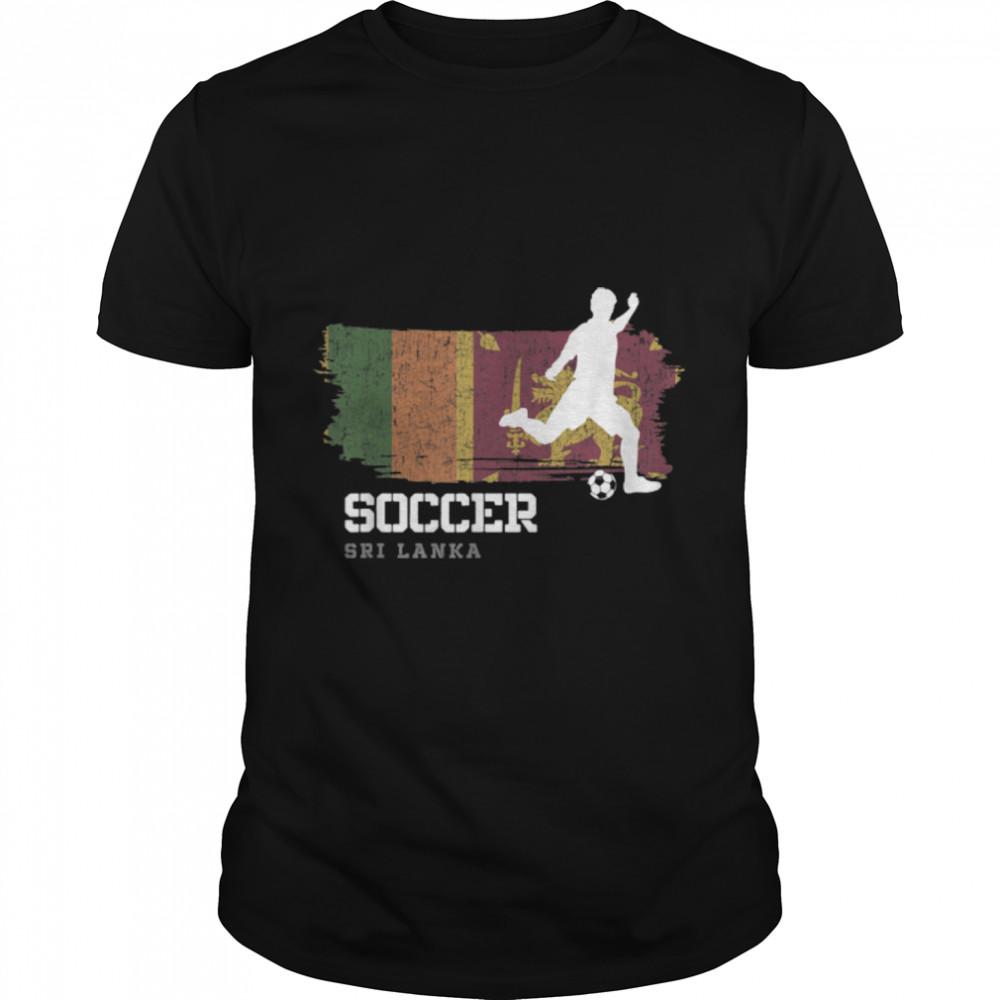 Soccer Spain Flag Football Team Soccer Player T-Shirt B09K24R8GH