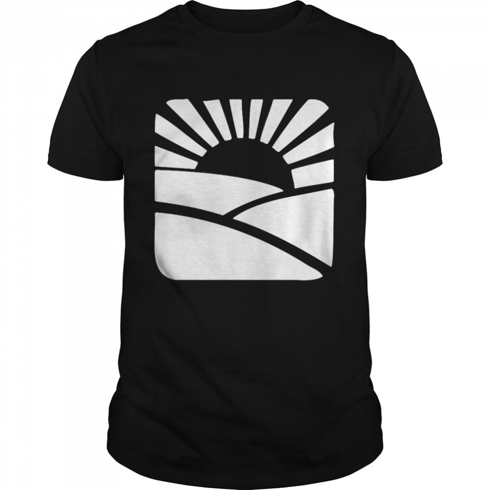 Sunrise Breakfast Brunch Restaurant Uniform T-shirt